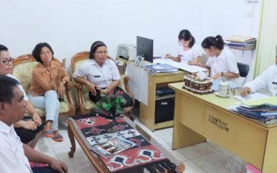 Pertemuan Bupati Sumba Timur