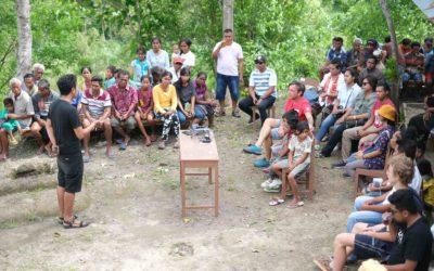 Pertemuan di Mbinu Ndita