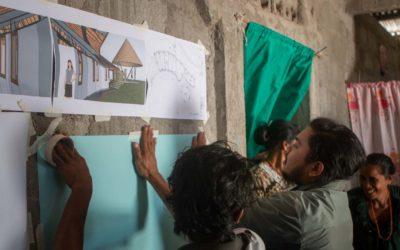 Pertemuan Warga Desa Mbinu Dita