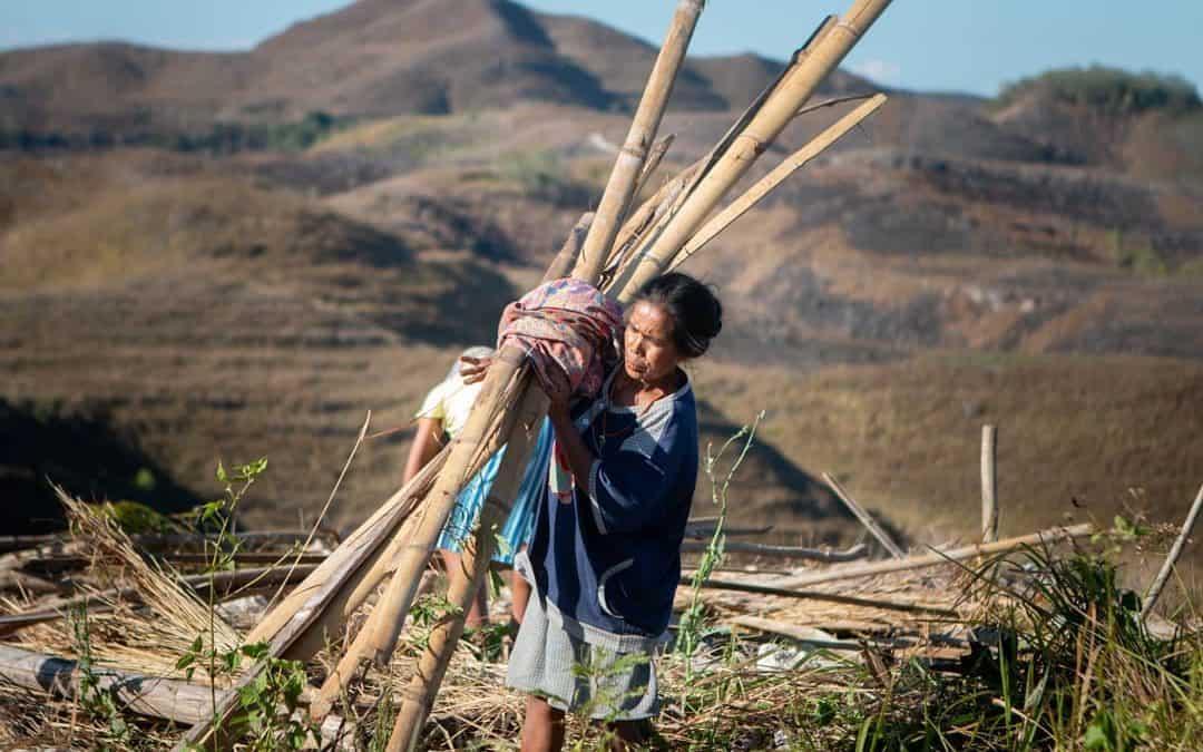 One of the many heartwarming stories in this #BangunMbinudita
