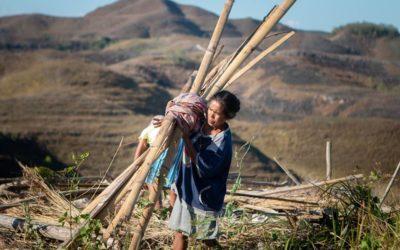 Satu dari banyak cerita mengharukan dalam proyek #BangunMbinudita